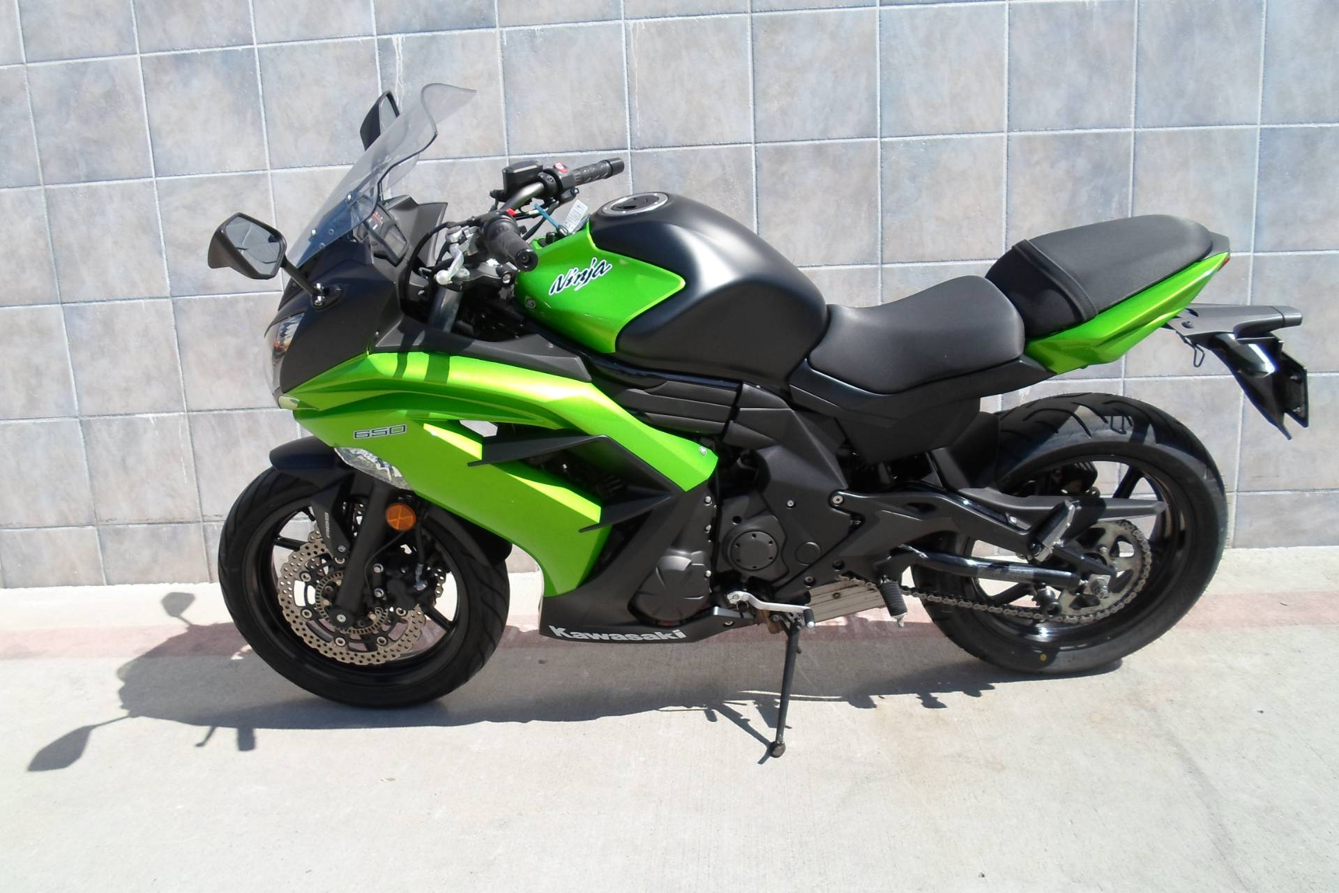 2014 Kawasaki Ninja® 650 ABS in San Marcos, California