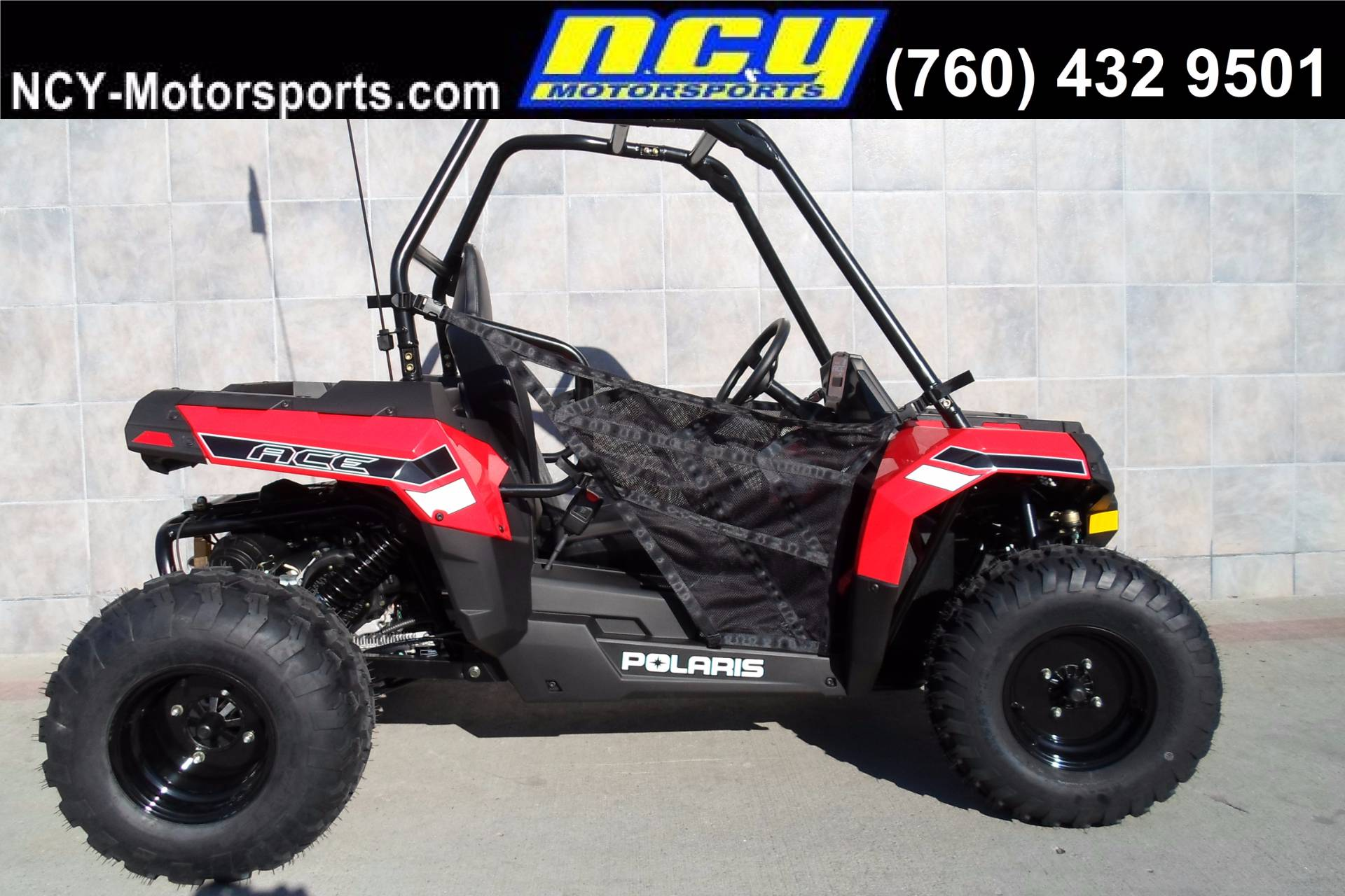 2018 Polaris Ace 150 EFI in San Marcos, California