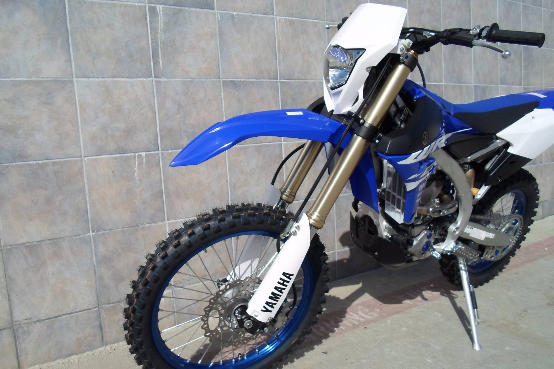 2018 Yamaha WR250F in San Marcos, California