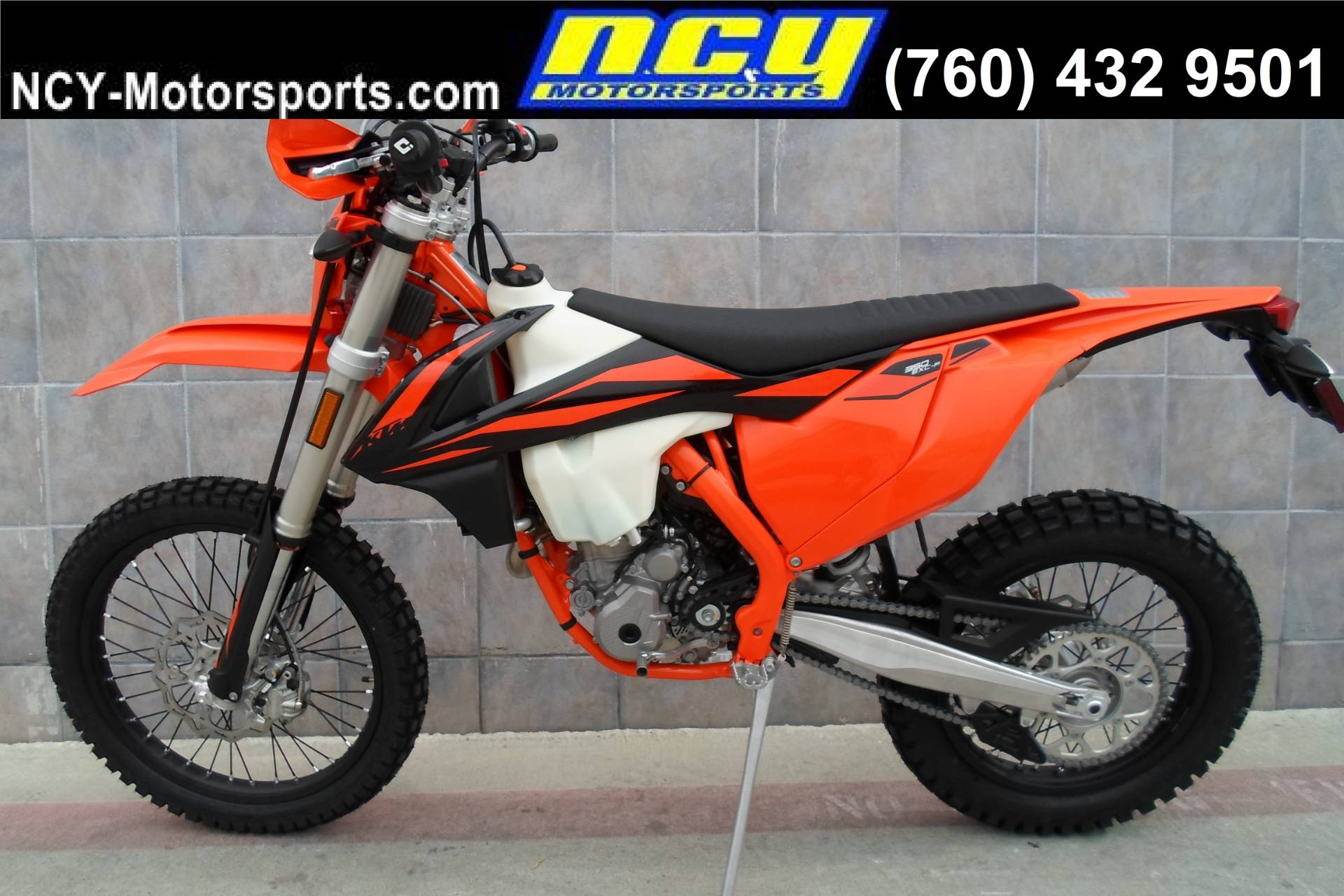 2019 KTM 350 EXC-F in San Marcos, California - Photo 1