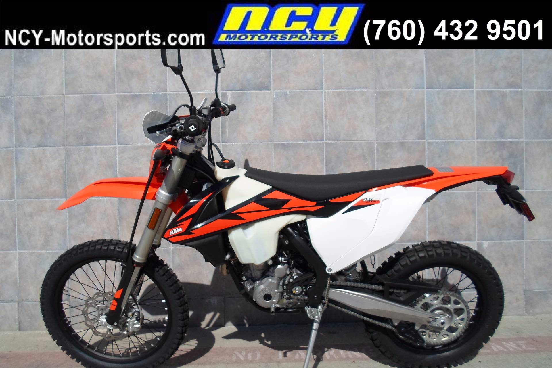 New 2018 KTM 350 EXC-F Motorcycles in San Marcos, CA