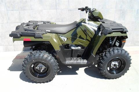 2017 Polaris Sportsman 450 H.O. EPS in San Marcos, California