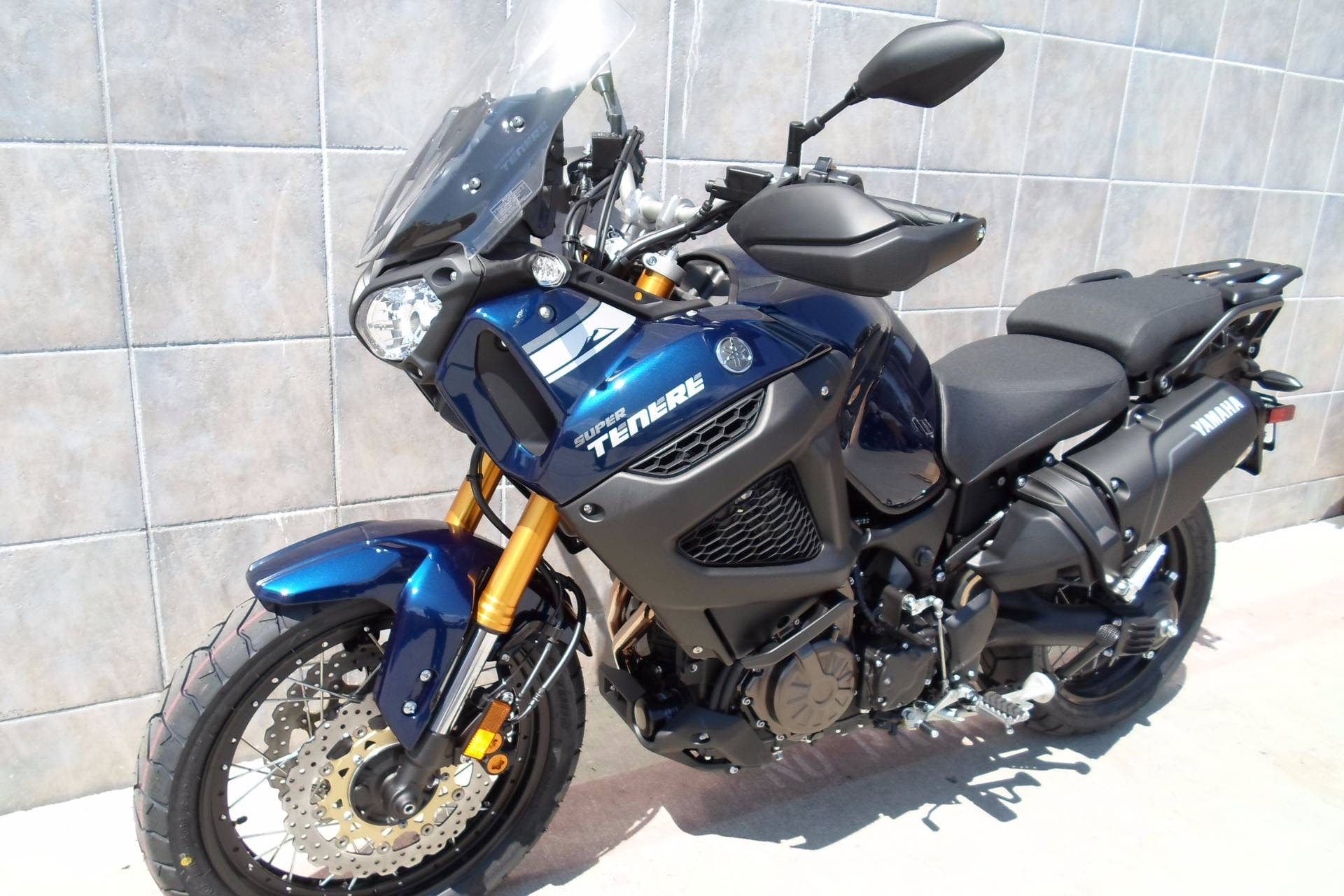 2017 Yamaha Super Ténéré in San Marcos, California