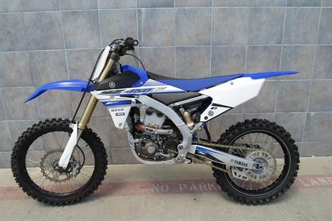 2016 Yamaha YZ450F in San Marcos, California