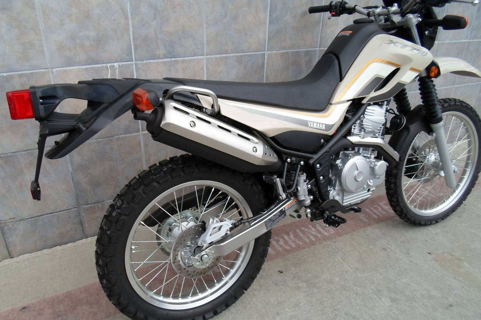 2018 Yamaha XT250 in San Marcos, California