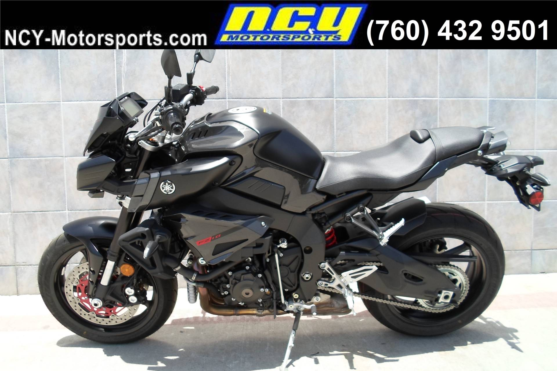 2017 Yamaha FZ-10 in San Marcos, California