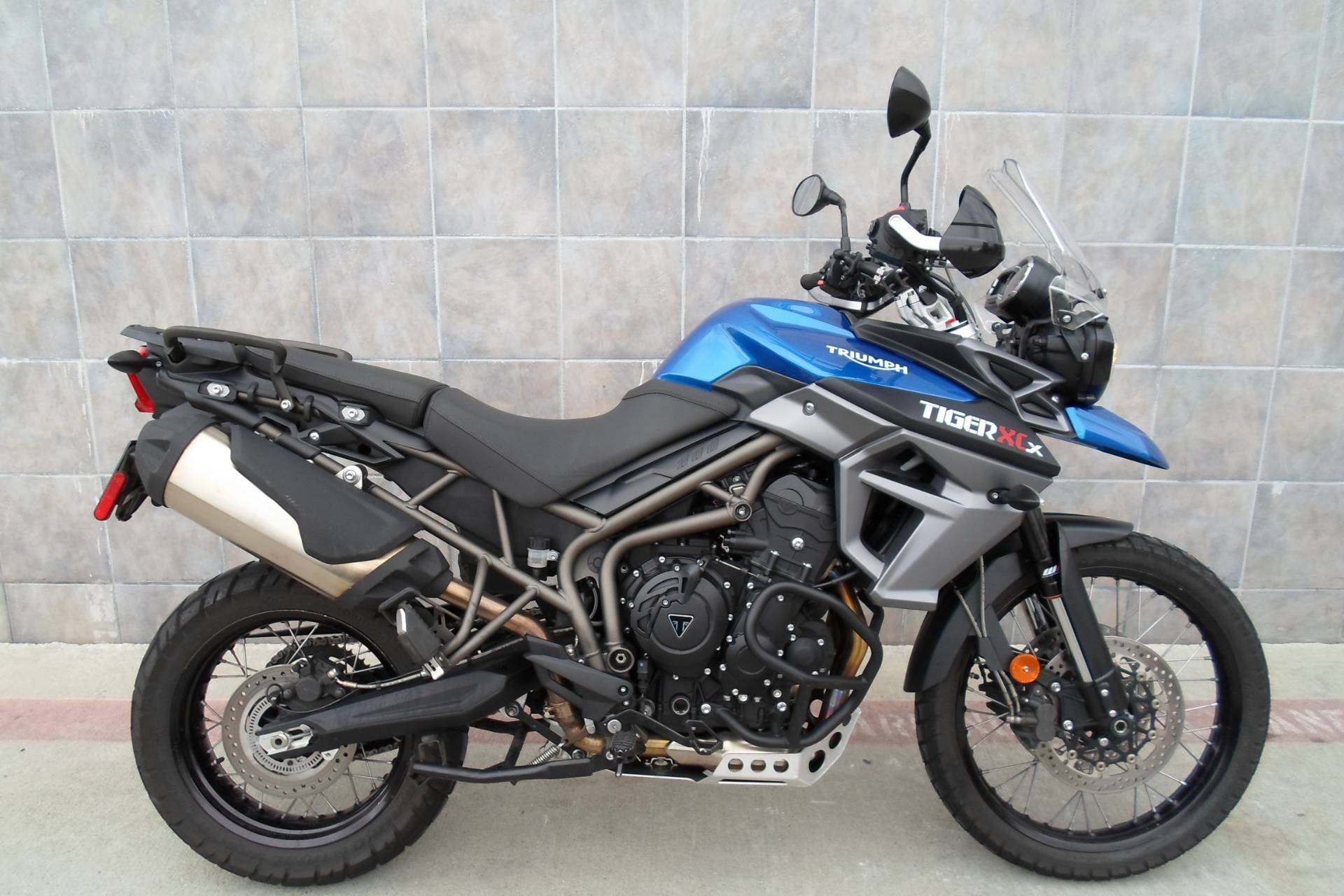 2015 Triumph Tiger 800 XCX in San Marcos, California