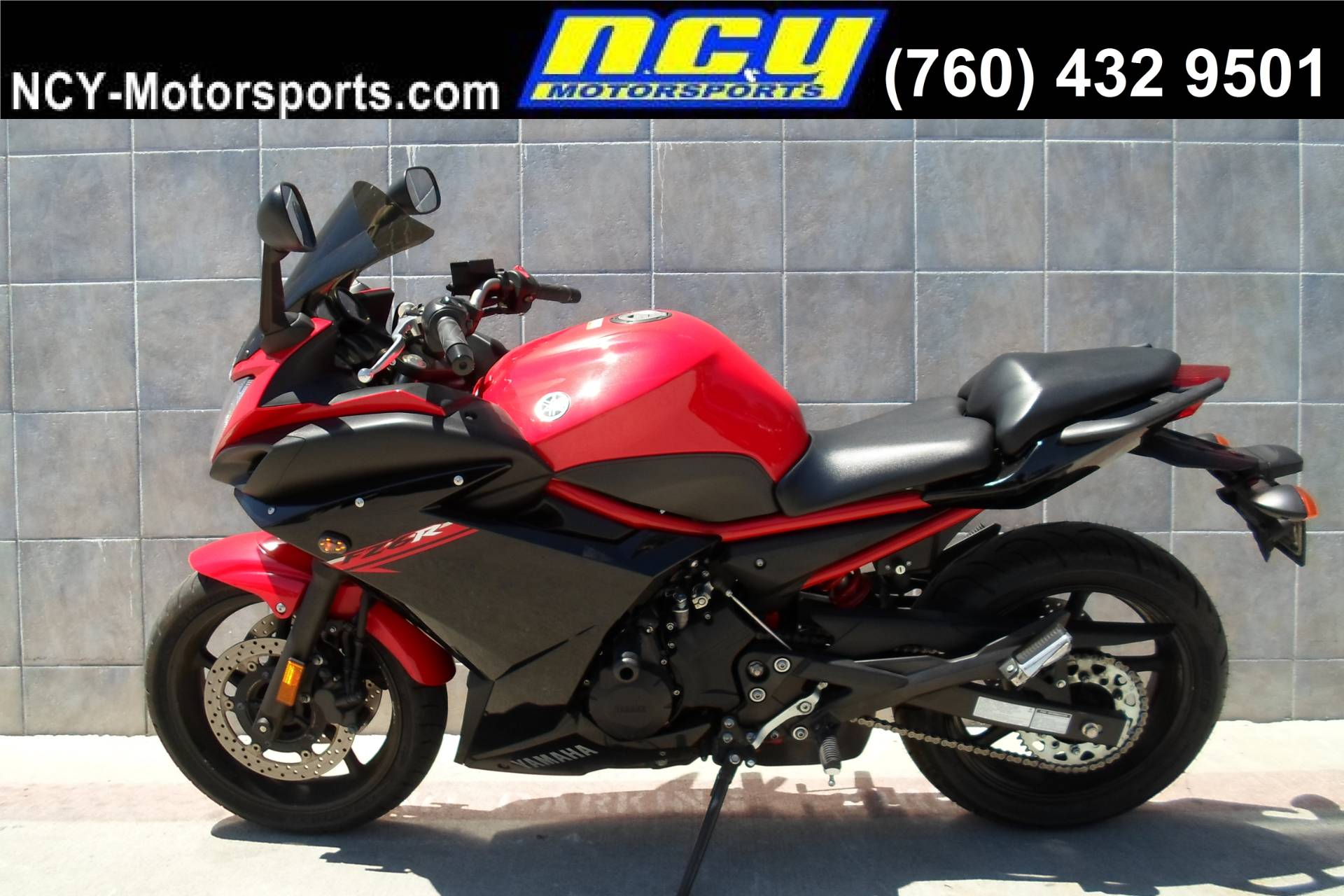 2015 Yamaha FZ6R in San Marcos, California
