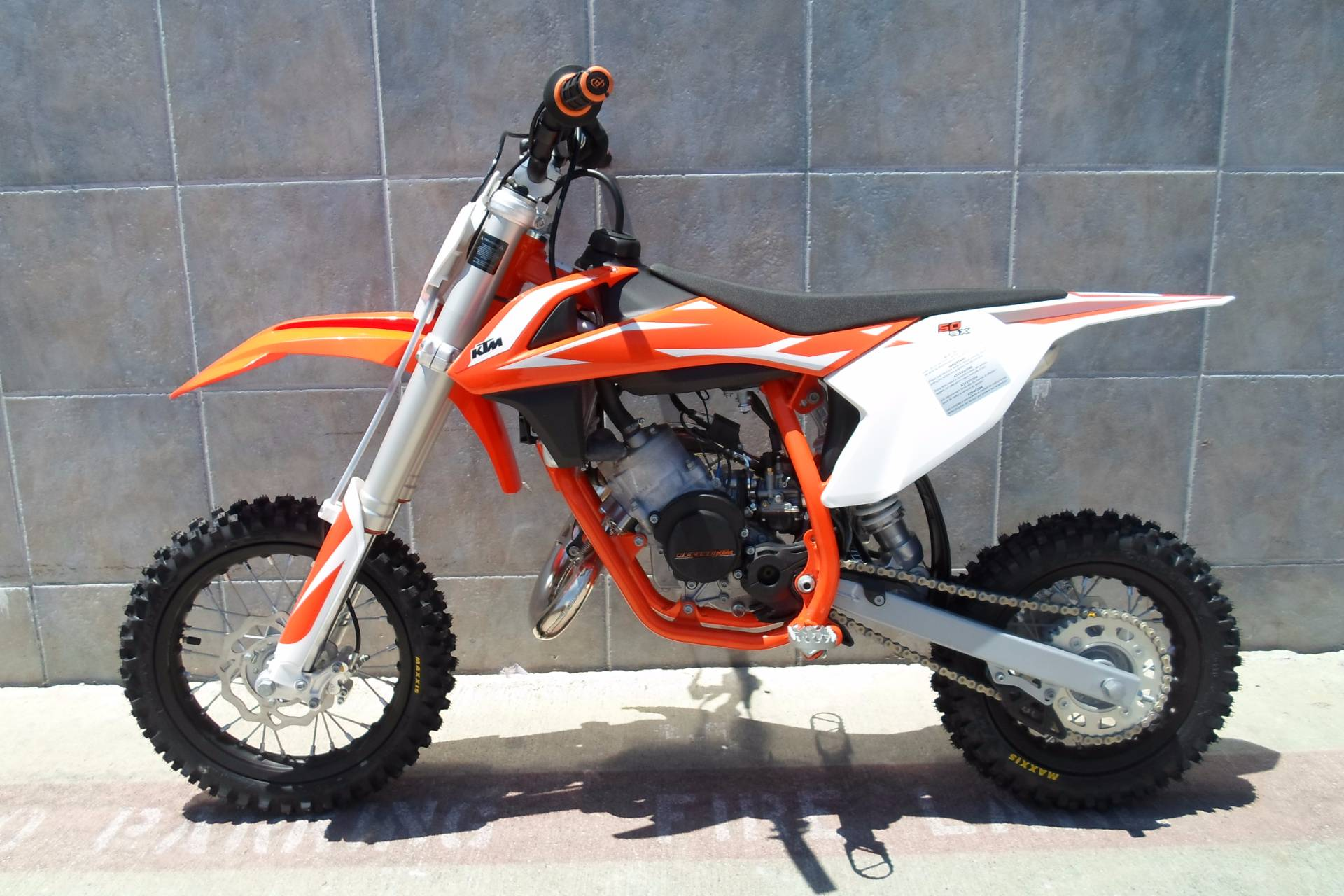 New 2018 KTM 50 SX Motorcycles in San Marcos, CA