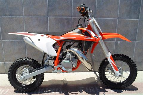 2018 KTM 50 SX in San Marcos, California