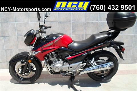 2015 Suzuki GW250Z in San Marcos, California