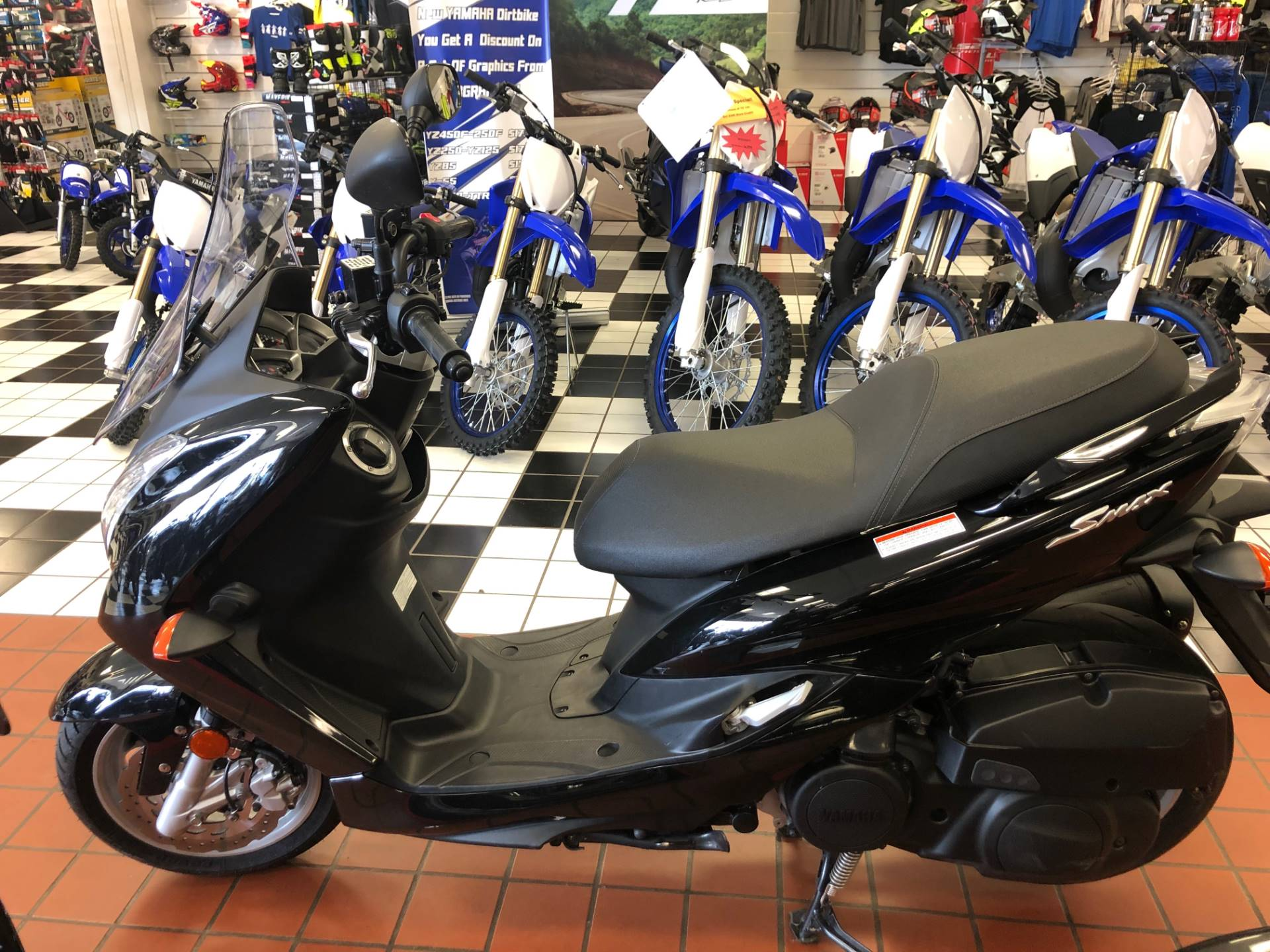 2018 Yamaha SMAX in Tulsa, Oklahoma - Photo 1