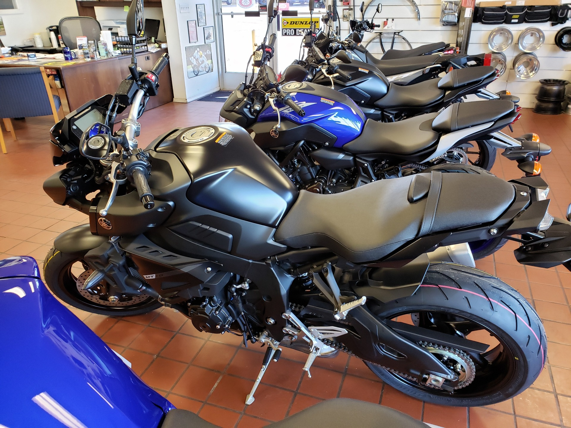 2021 Yamaha MT-10 in Tulsa, Oklahoma - Photo 1