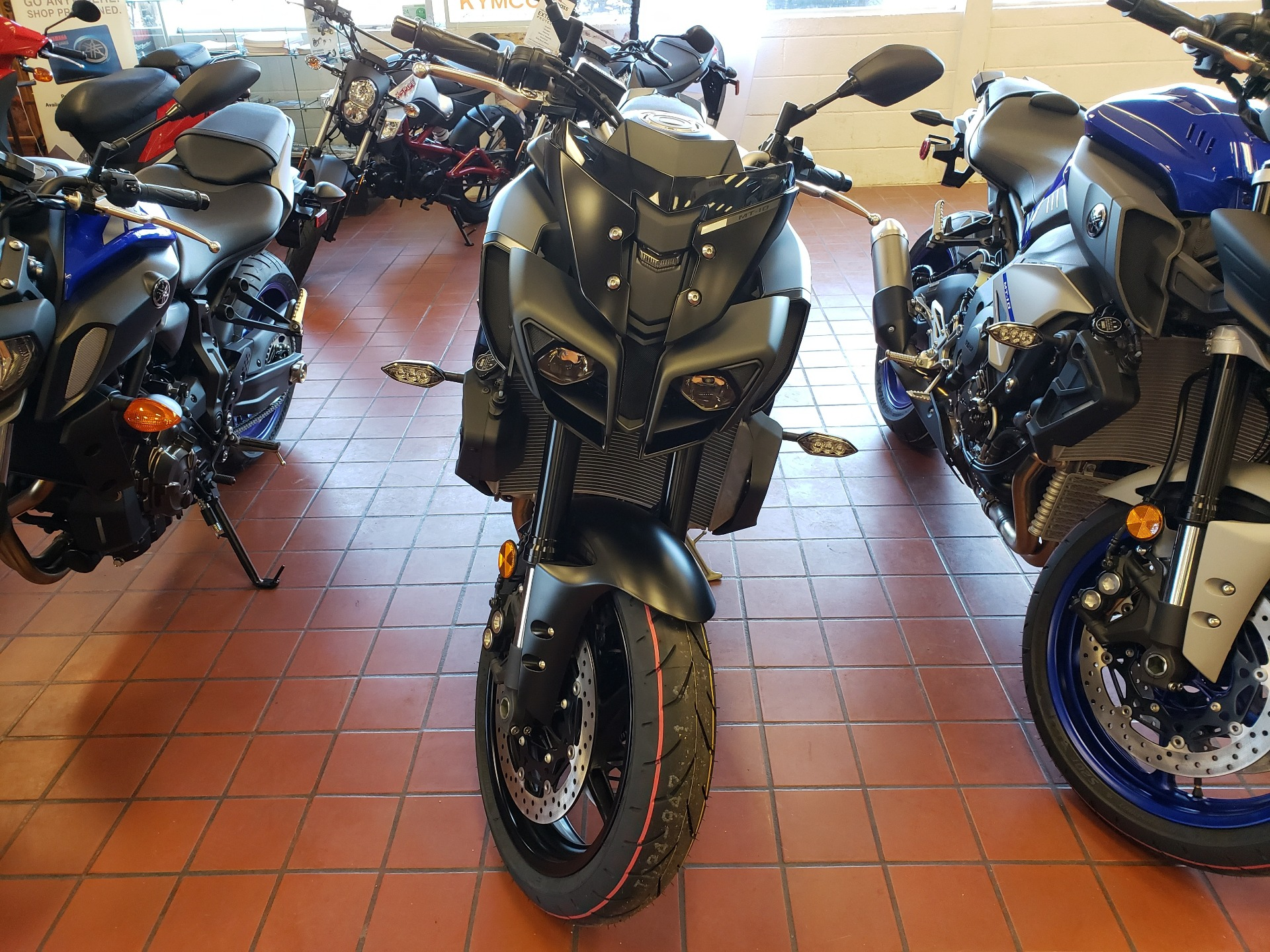 2021 Yamaha MT-10 in Tulsa, Oklahoma - Photo 2