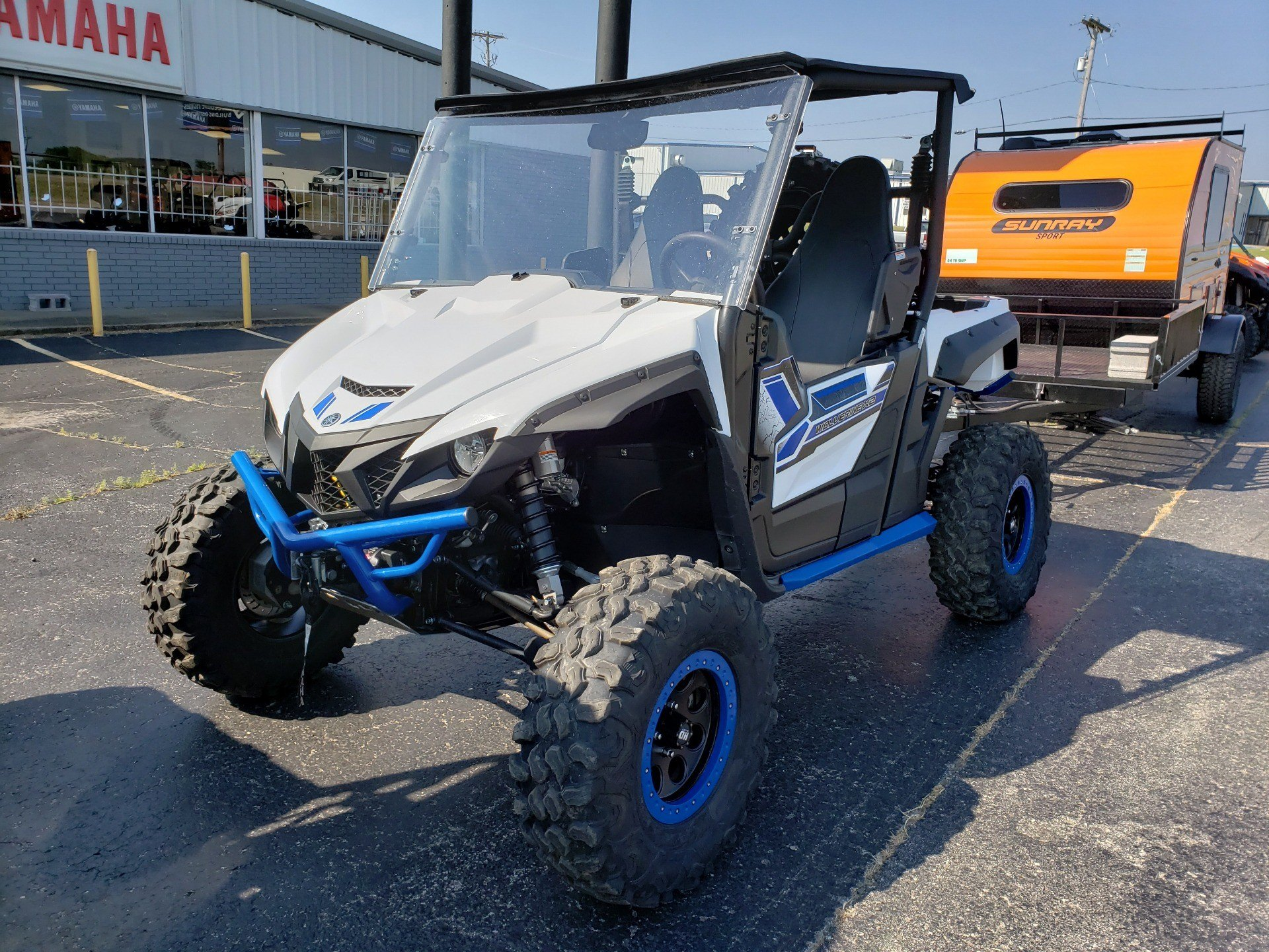2019 Yamaha Wolverine X2 R-Spec in Tulsa, Oklahoma - Photo 4