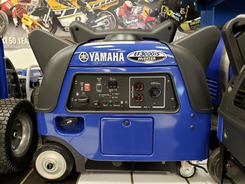 Yamaha EF3000iS in Tulsa, Oklahoma