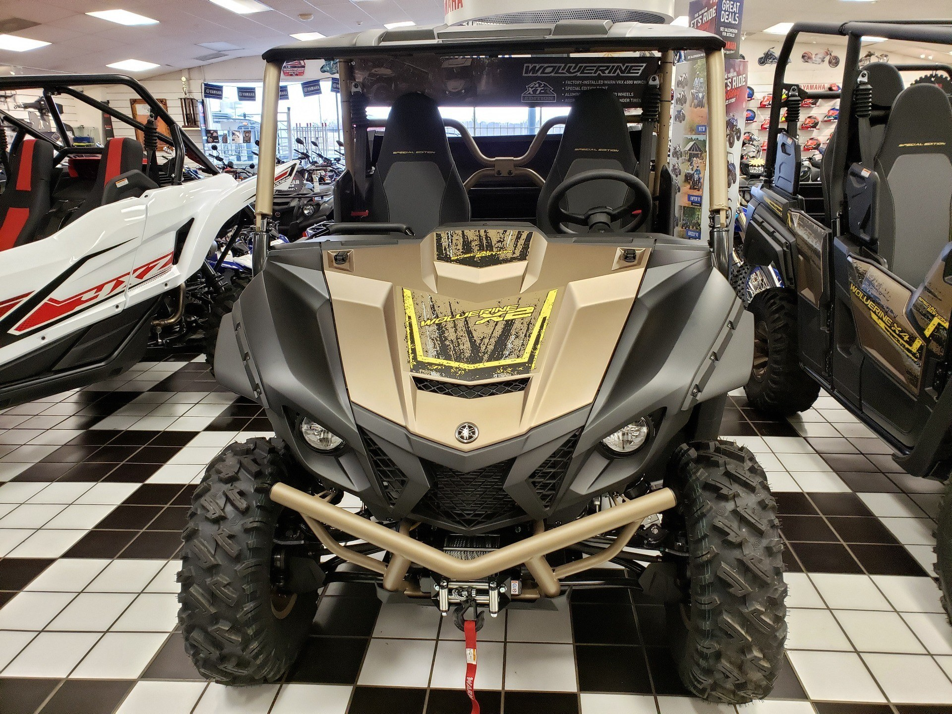 2020 Yamaha Wolverine X2 R-Spec XT-R in Tulsa, Oklahoma - Photo 2