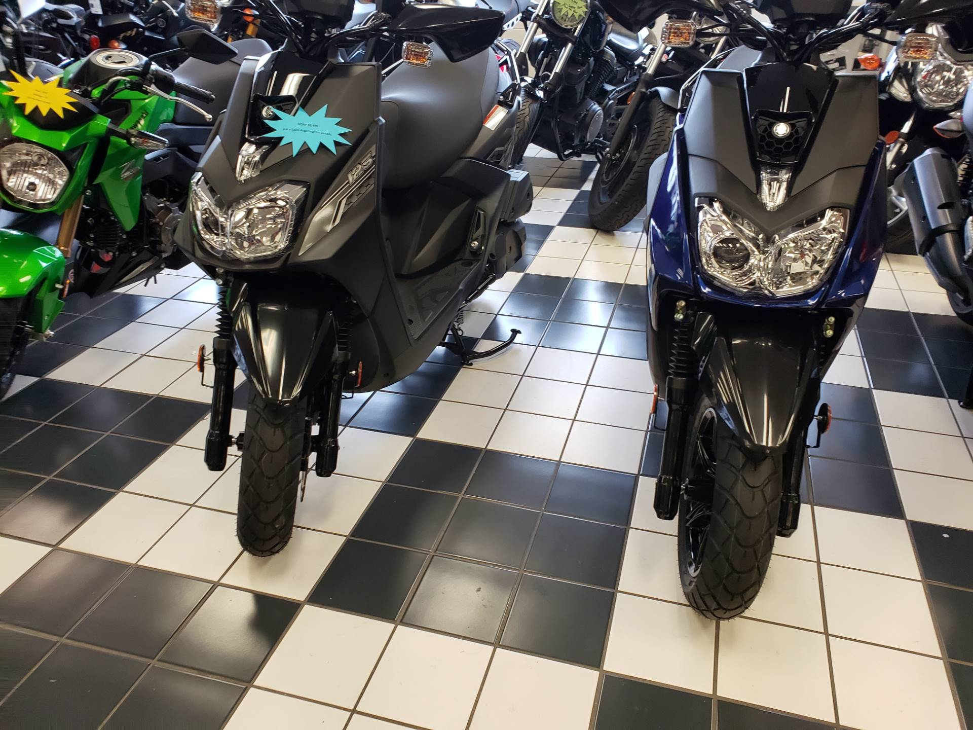 2020 Yamaha Zuma 125 in Tulsa, Oklahoma - Photo 2