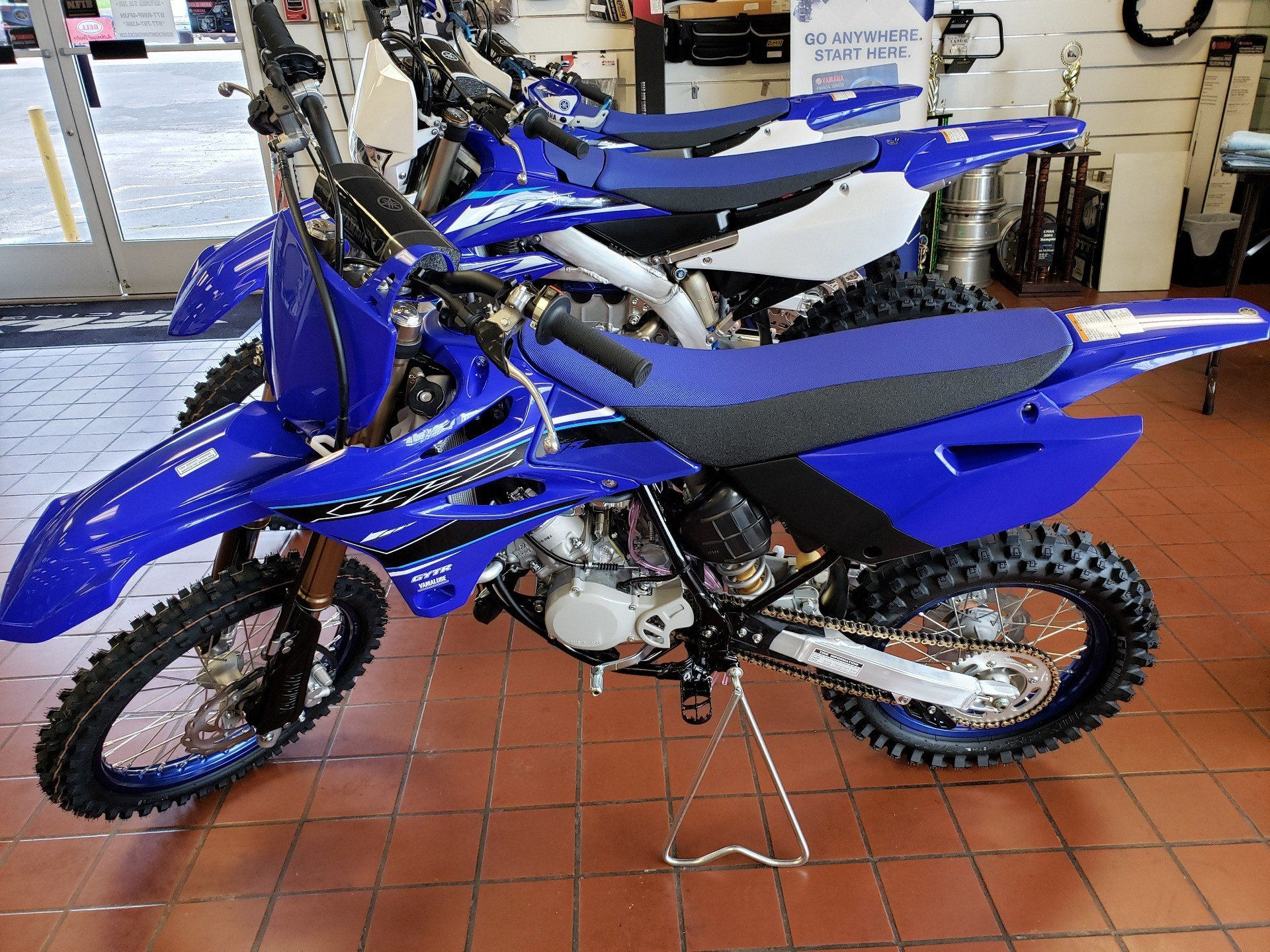 2021 Yamaha YZ85 in Tulsa, Oklahoma - Photo 1