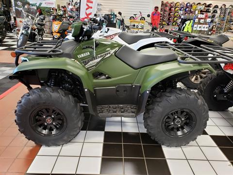 2020 Yamaha Kodiak 700 EPS in Tulsa, Oklahoma - Photo 1