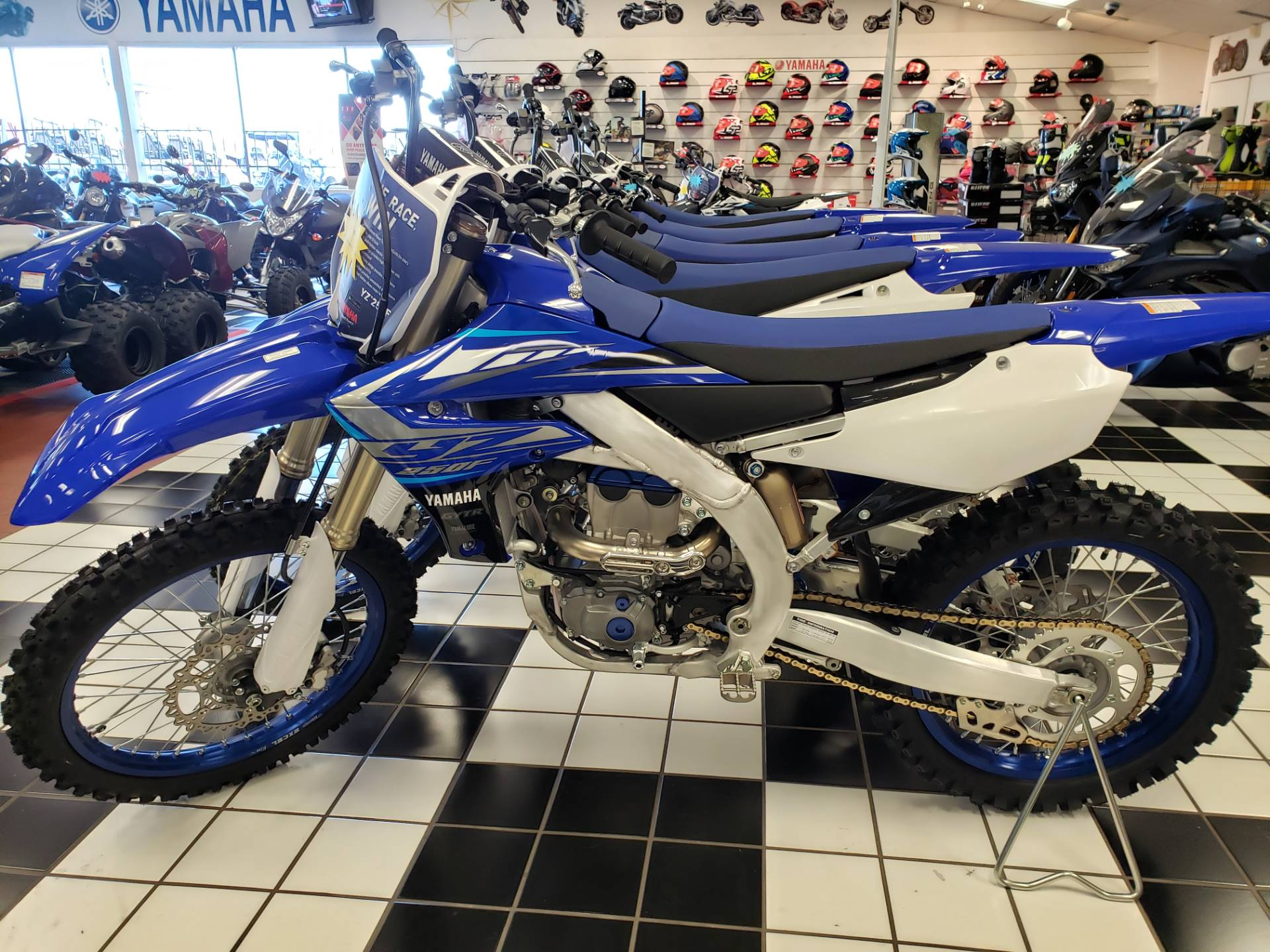 2020 Yamaha YZ250F in Tulsa, Oklahoma - Photo 1
