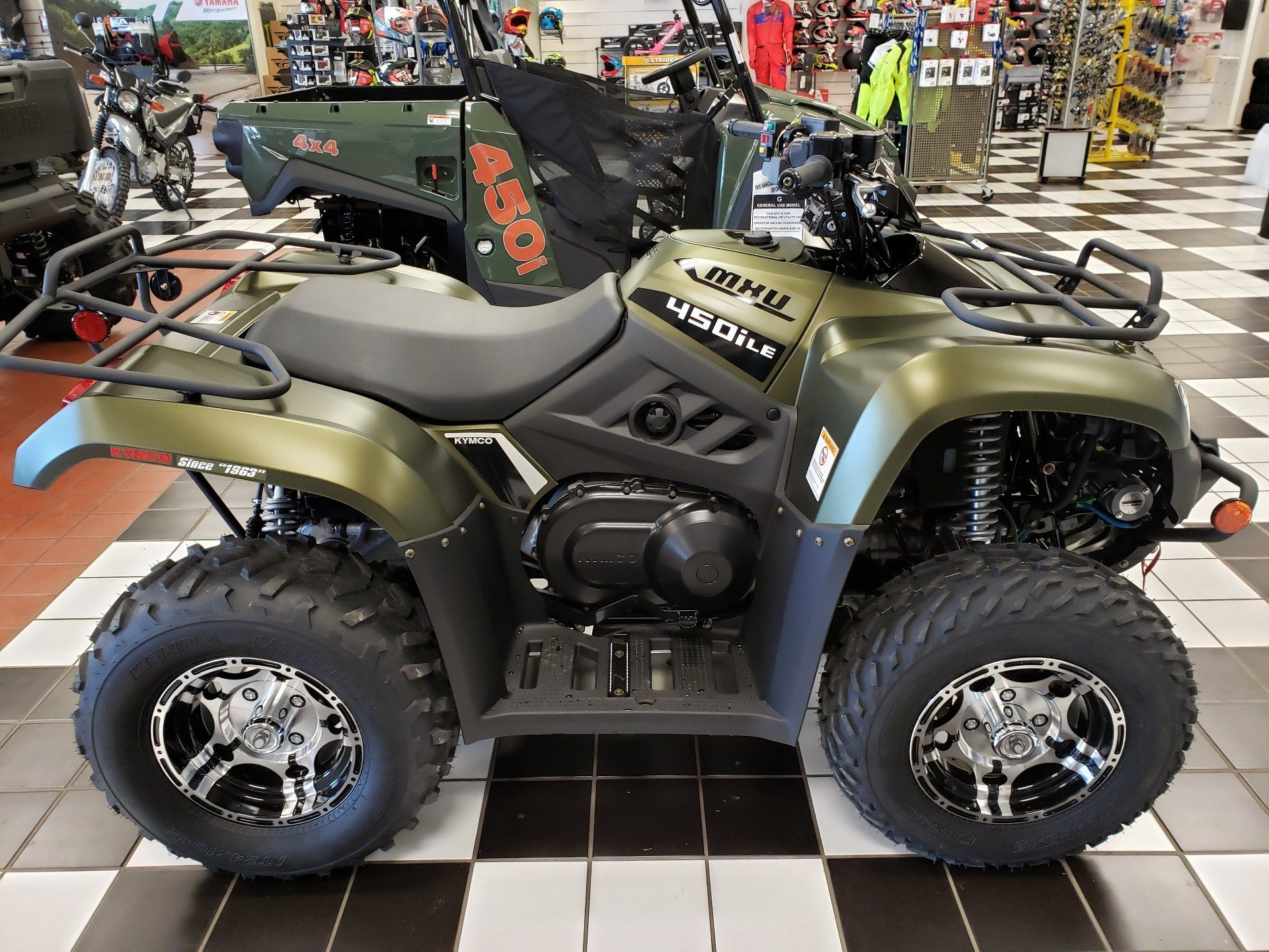 2020 Kymco MXU 450i LE in Tulsa, Oklahoma - Photo 1