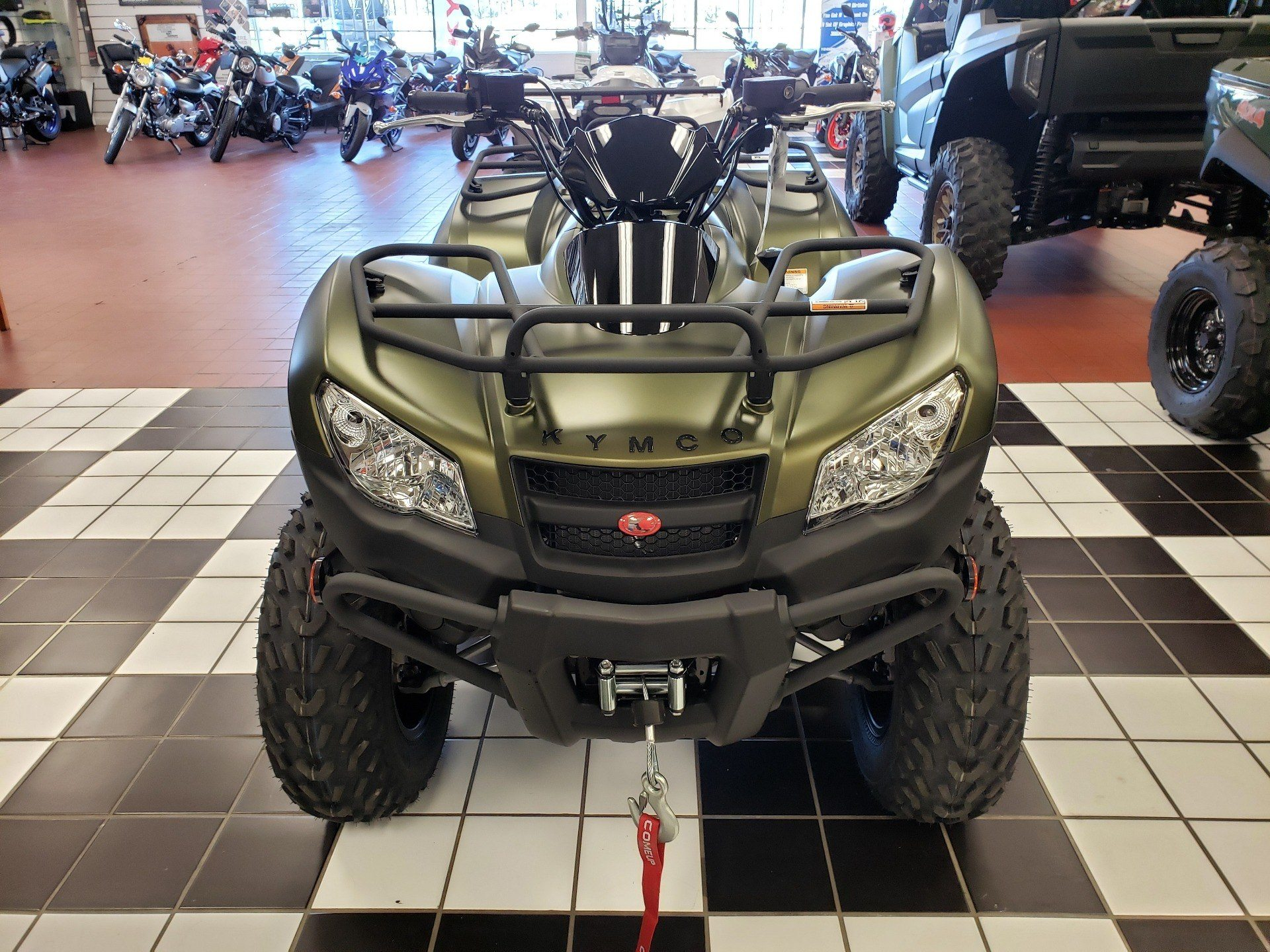 2020 Kymco MXU 450i LE in Tulsa, Oklahoma - Photo 2