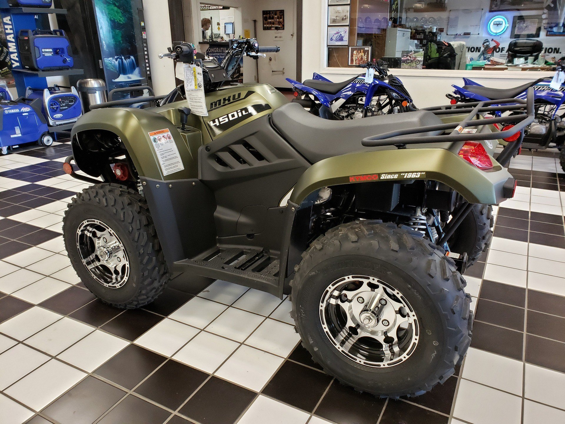 2020 Kymco MXU 450i LE in Tulsa, Oklahoma - Photo 4