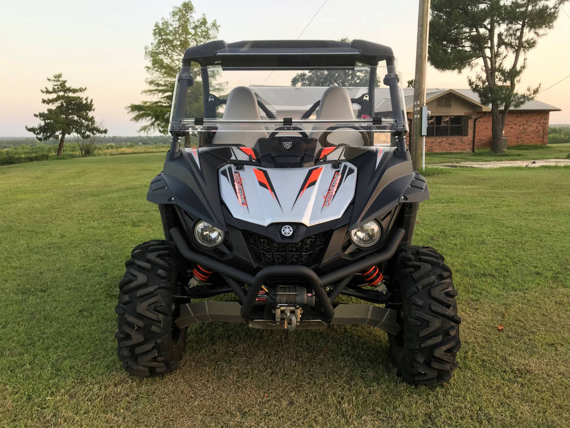 2016 Yamaha Wolverine R-Spec EPS SE in Tulsa, Oklahoma - Photo 2