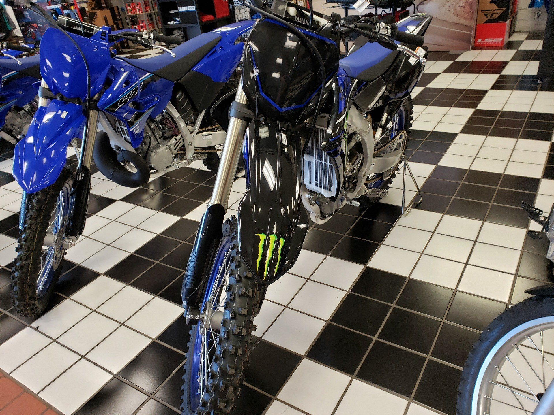 2021 Yamaha YZ450F Monster Energy Yamaha Racing Edition in Tulsa, Oklahoma - Photo 2