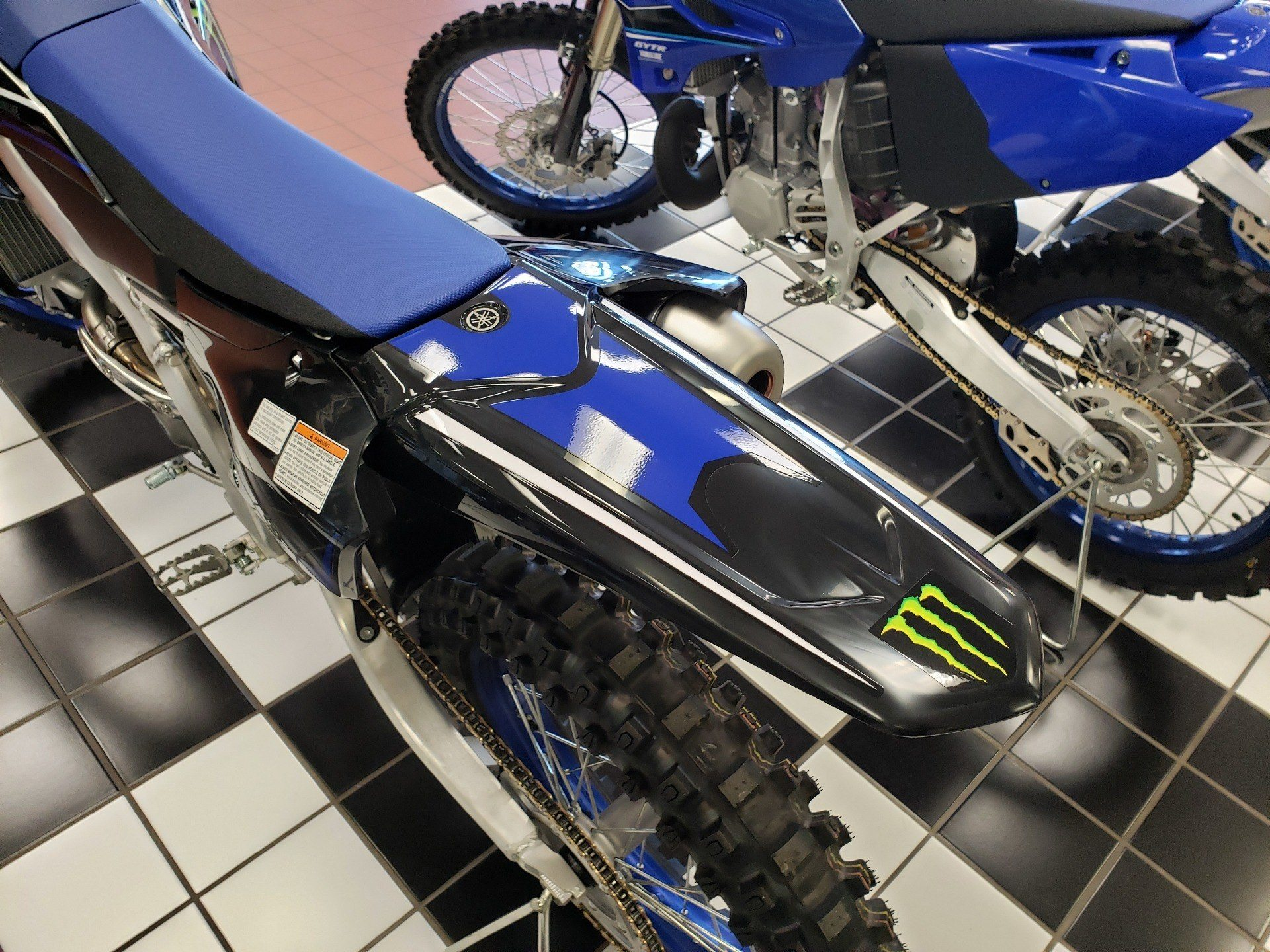 2021 Yamaha YZ450F Monster Energy Yamaha Racing Edition in Tulsa, Oklahoma - Photo 3
