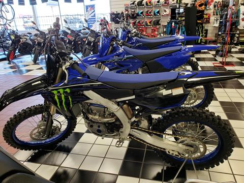 2021 Yamaha YZ450F Monster Energy Yamaha Racing Edition in Tulsa, Oklahoma - Photo 4