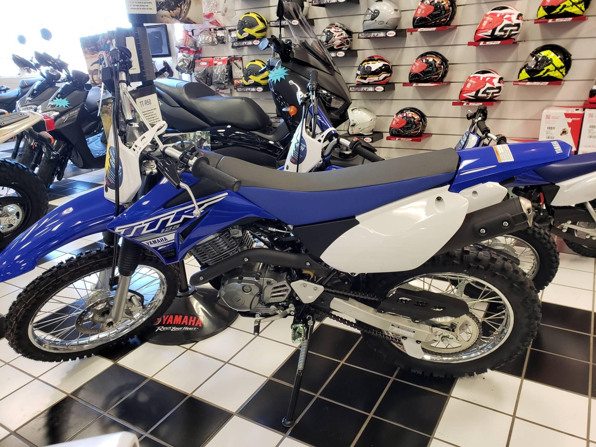 2019 Yamaha TT-R125LE 2