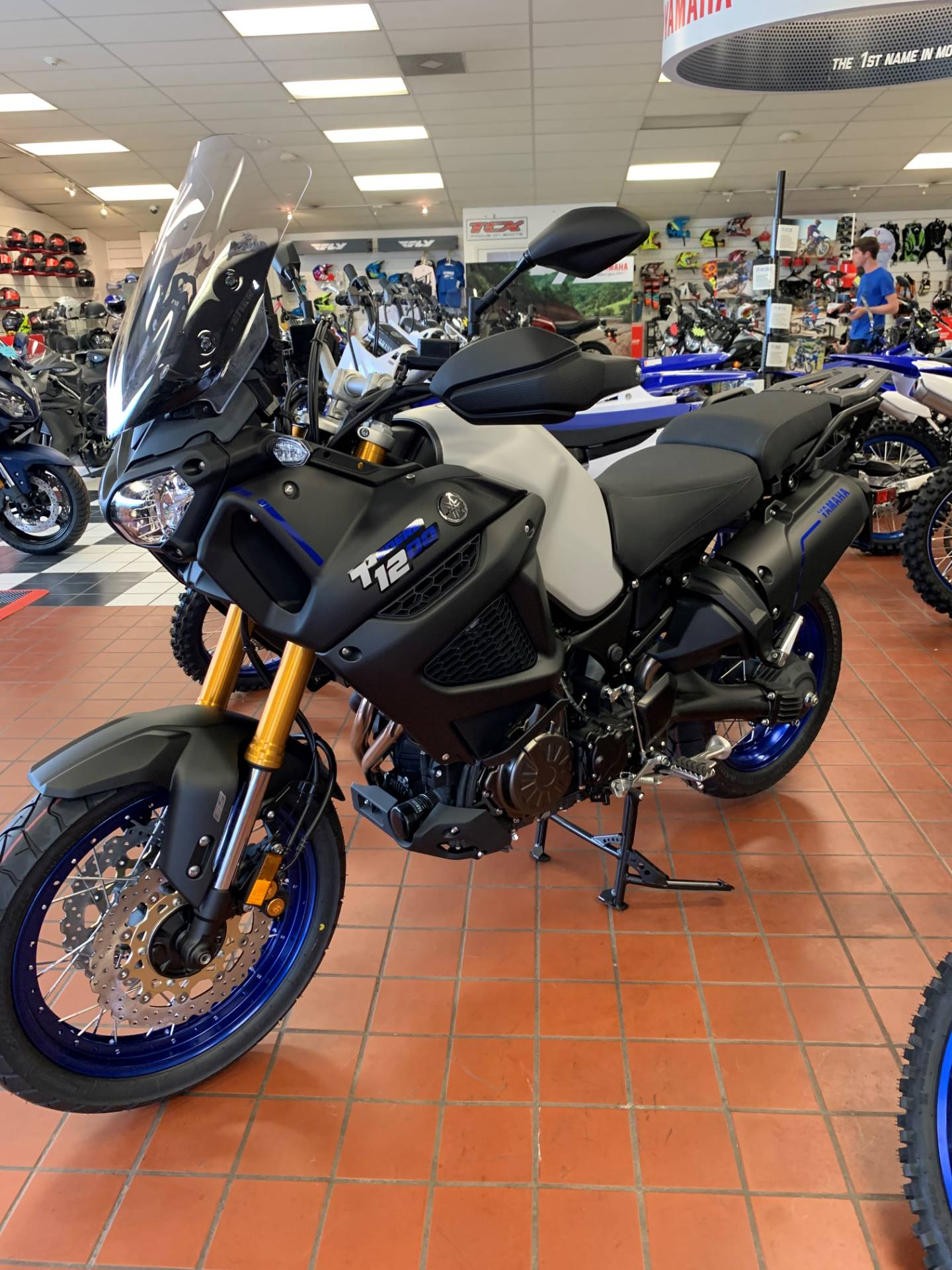 2019 Yamaha Super Ténéré ES in Tulsa, Oklahoma - Photo 2