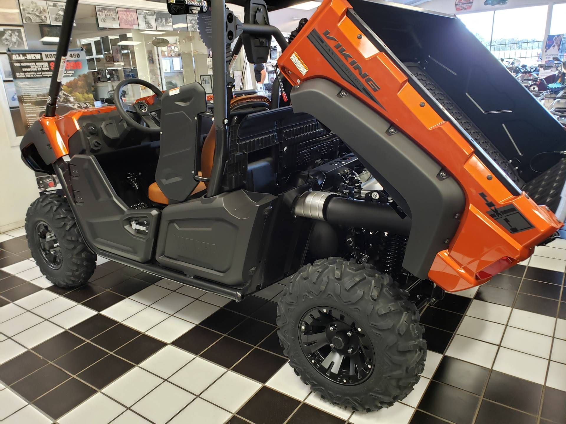 2020 Yamaha Viking EPS Ranch Edition in Tulsa, Oklahoma - Photo 3