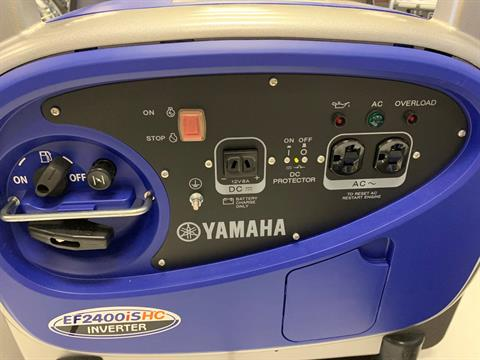 Yamaha EF2400iSHC Generator in Tulsa, Oklahoma - Photo 4