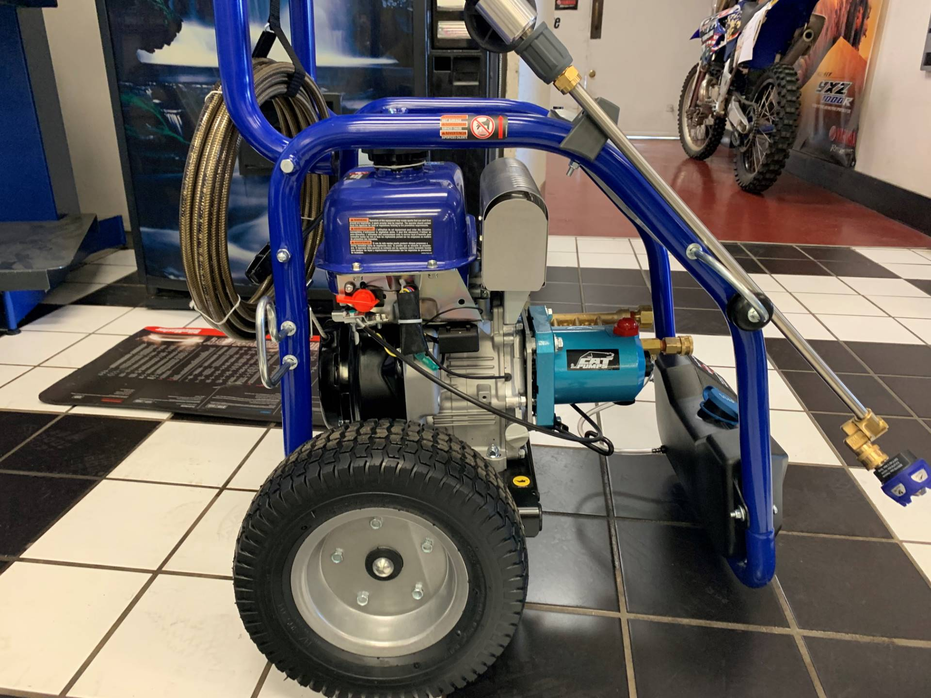 2019 Yamaha PW3028 Pressure Washer in Tulsa, Oklahoma - Photo 3