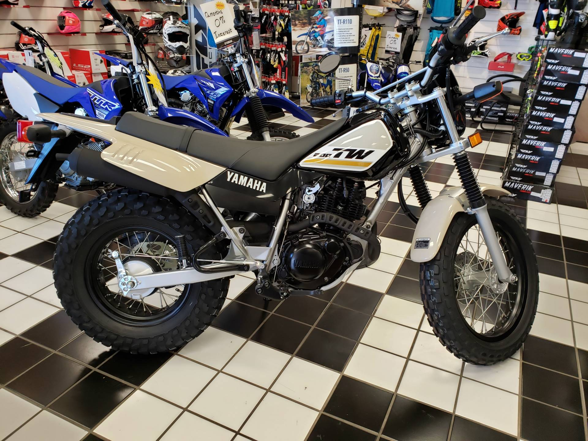 2020 Yamaha TW200 in Tulsa, Oklahoma - Photo 1