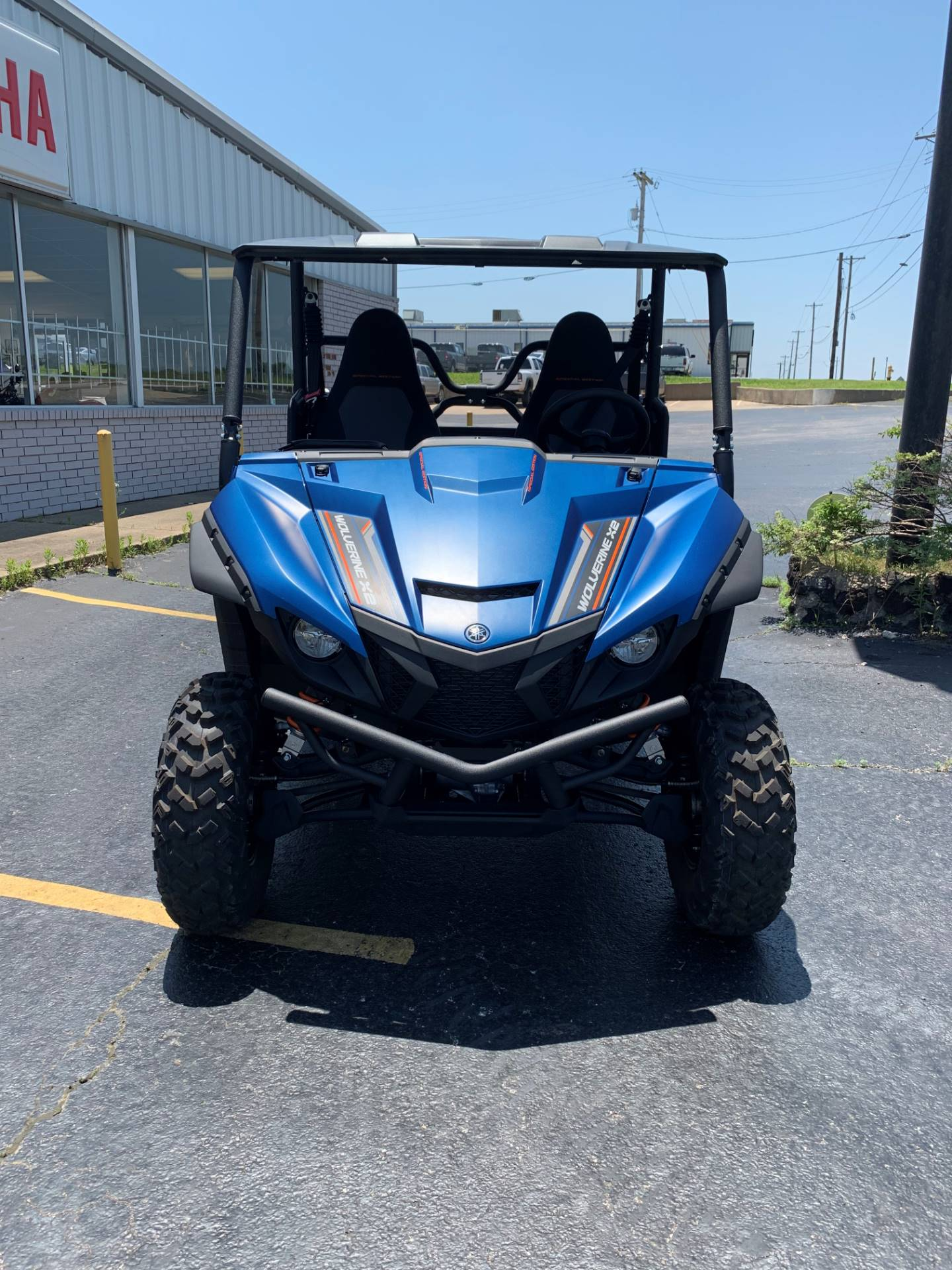 2019 Yamaha Wolverine X2 R-Spec SE in Tulsa, Oklahoma - Photo 2