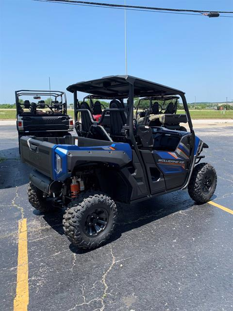 2019 Yamaha Wolverine X2 R-Spec SE in Tulsa, Oklahoma - Photo 1