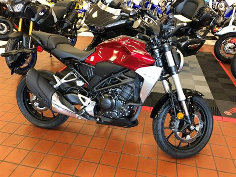 2019 Honda CB300R ABS in Tulsa, Oklahoma - Photo 1