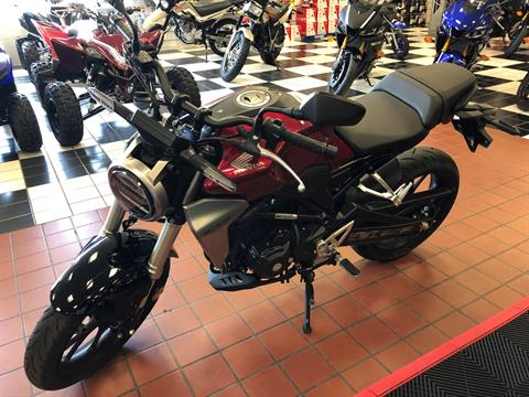2019 Honda CB300R ABS in Tulsa, Oklahoma - Photo 2