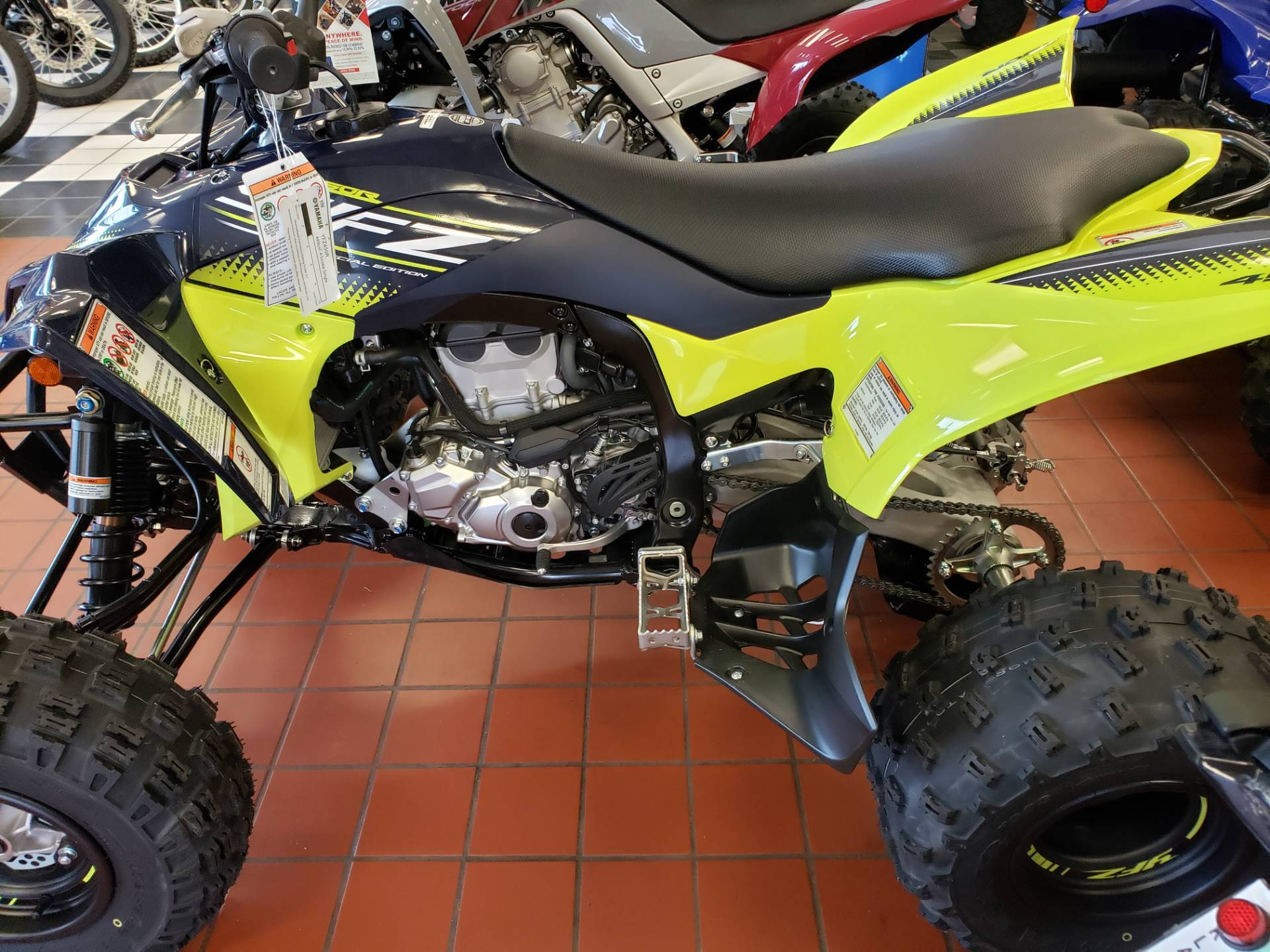 2020 Yamaha YFZ450R SE in Tulsa, Oklahoma - Photo 1
