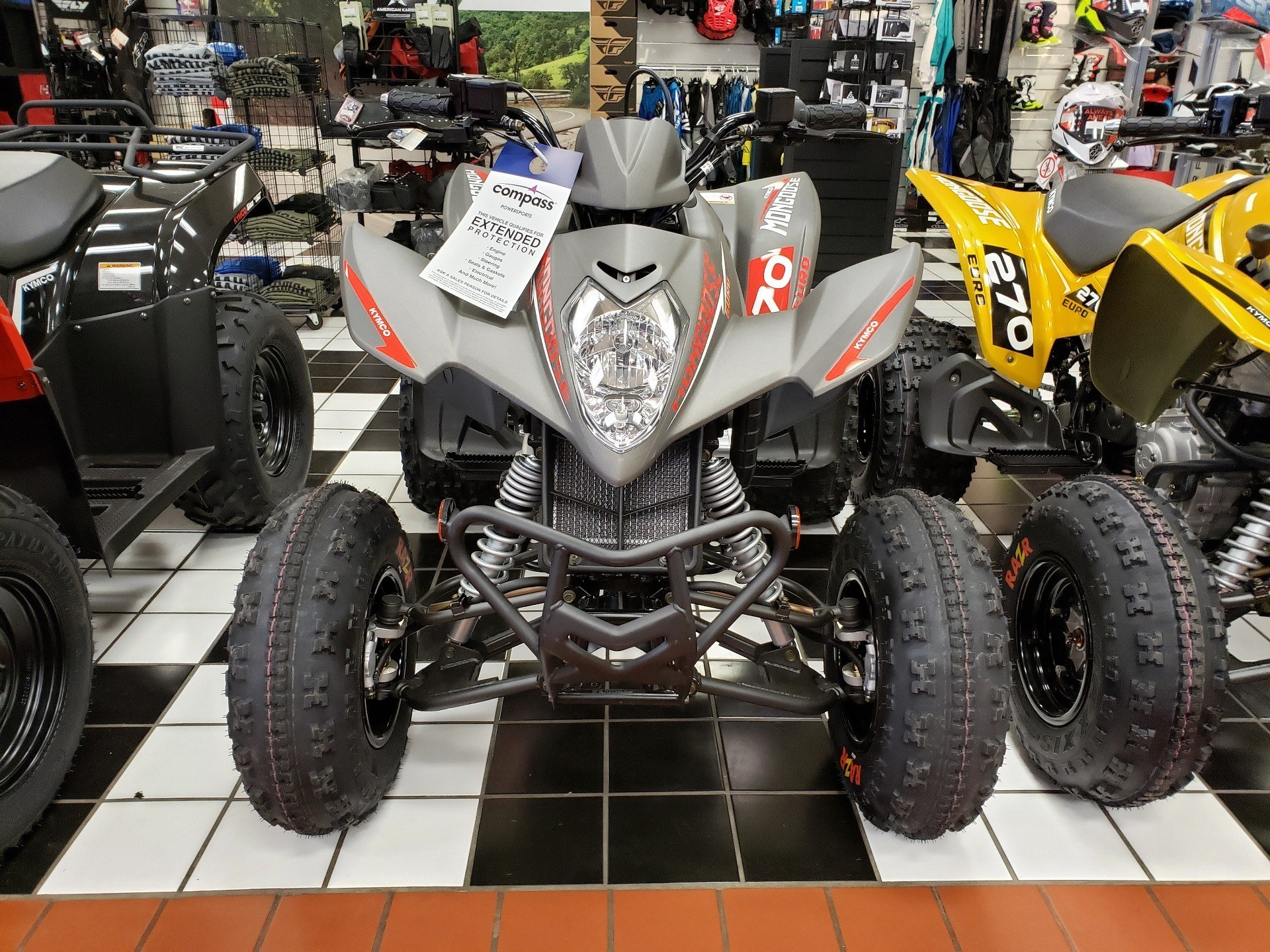2020 Kymco Mongoose 270 Euro in Tulsa, Oklahoma - Photo 2