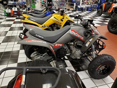 2020 Kymco Mongoose 270 Euro in Tulsa, Oklahoma - Photo 4