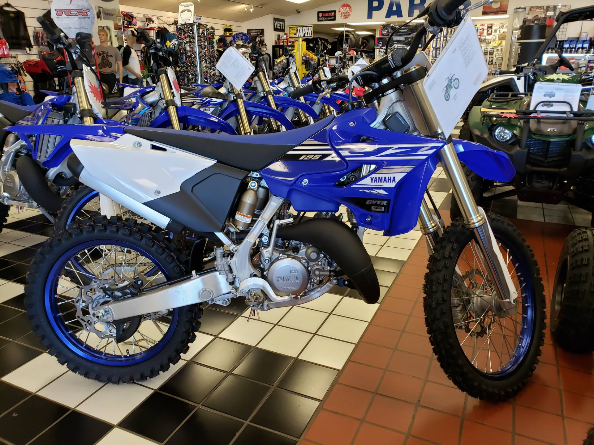 2019 Yamaha YZ125 in Tulsa, Oklahoma - Photo 1