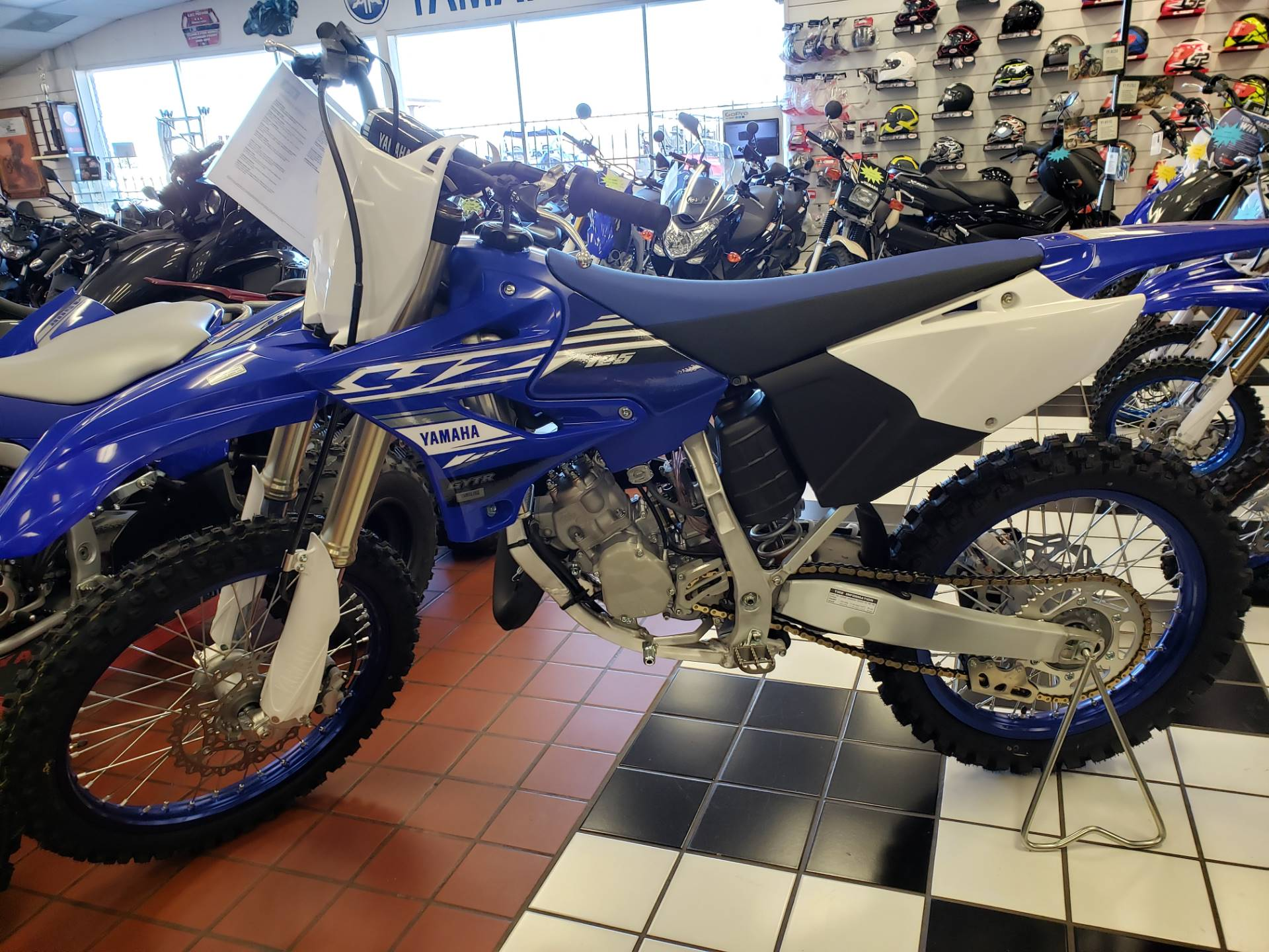 2019 Yamaha YZ125 in Tulsa, Oklahoma - Photo 2