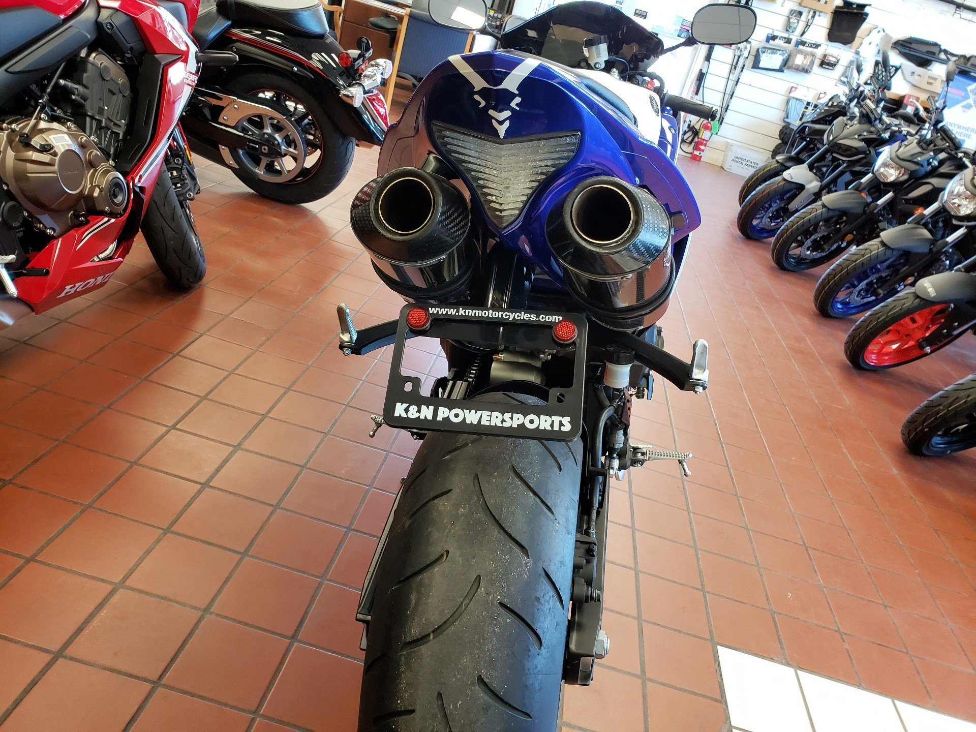 2014 Yamaha YZF-R1 in Tulsa, Oklahoma - Photo 5