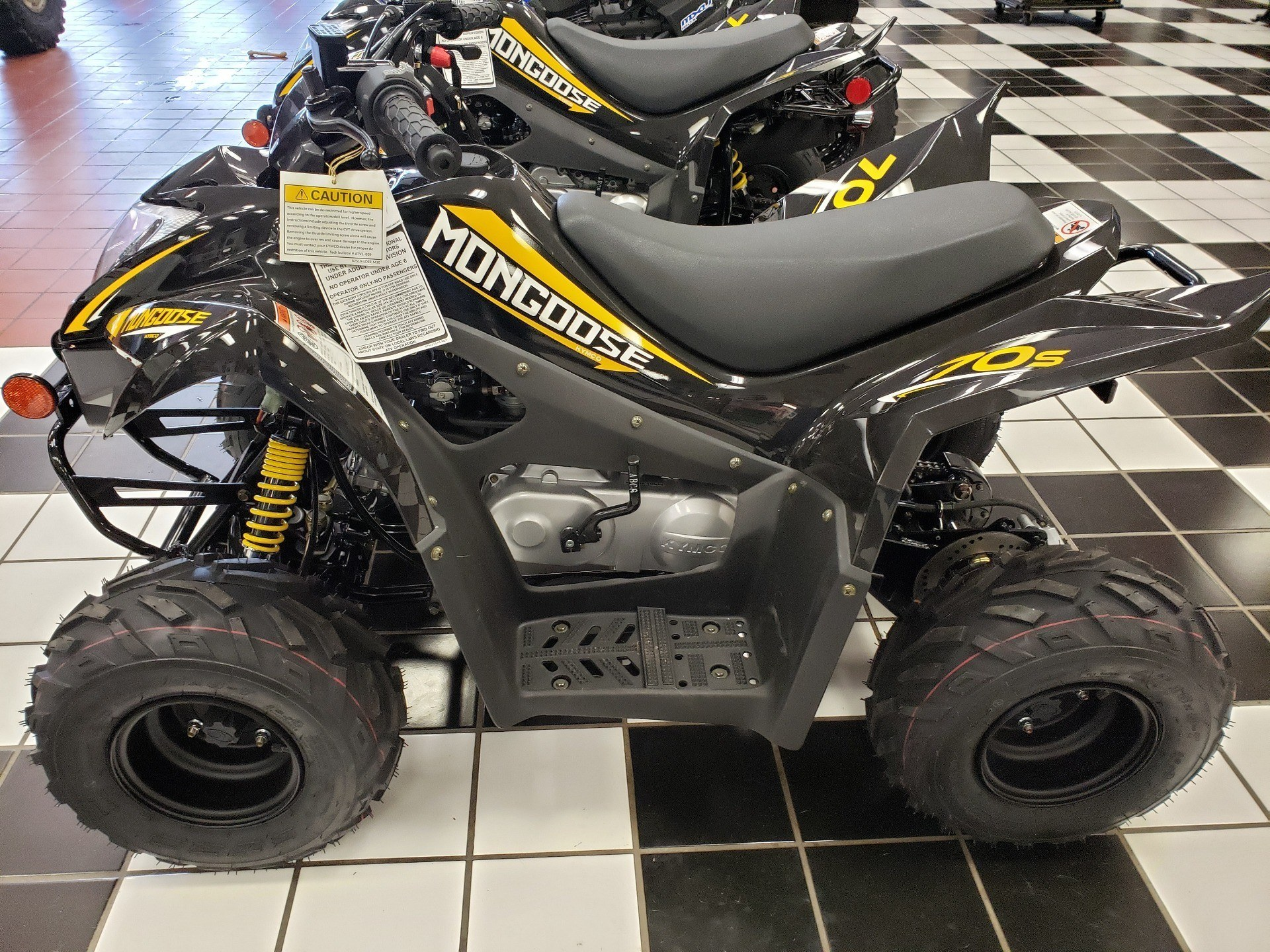 2021 Kymco Mongoose 70S in Tulsa, Oklahoma - Photo 1