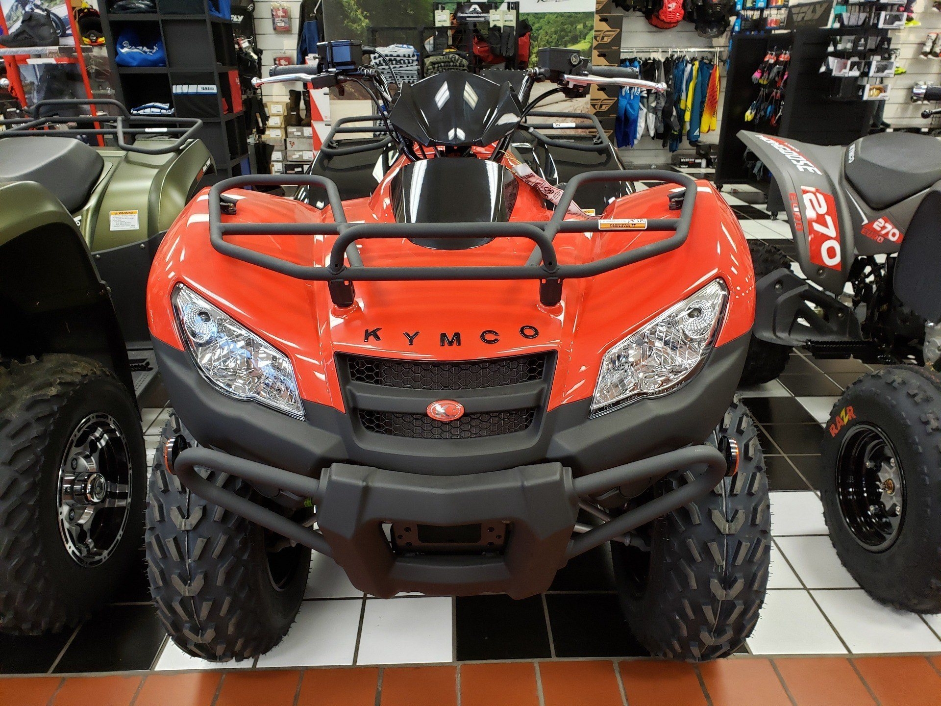 2020 Kymco MXU 450i in Tulsa, Oklahoma - Photo 2